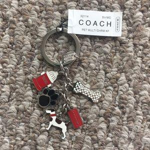 Coach Vintage Keychain